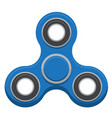 spinner new popular anti-stress toy vector image vector image