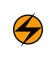 electric-sign vector image