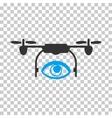 Eye Spy Drone Icon vector image vector image