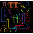 Laboratory and education icon - beaker