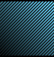 shiny blue flat metal stripes background vector image
