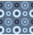 vivid circles spanish seamless pattern vector image