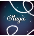 Magic vector image vector image