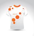 stylish tshirt vector image