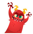 165monster vector image vector image