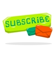 Subscribe vector image