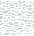 abstract waves and lines seamless pattern vector image