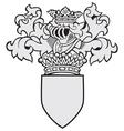 aristocratic emblem no32 vector image vector image