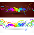 Color abstract background vector | Price: 1 Credit (USD $1)