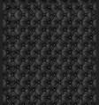 black sofa upholstery seamless pattern vector image vector image
