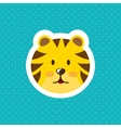 cute animal design vector image vector image