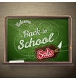 school board sale eps 10 vector image