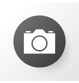 camera icon symbol premium quality isolated video vector image