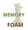 Memory foam the perfect christmas gift idea for