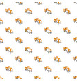 spike for boot pattern seamless vector image vector image