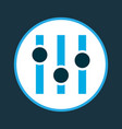 stabilizer icon colored symbol premium quality vector image