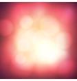 Valentine s Day celebratory background vector image vector image