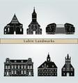 Lubin landmarks