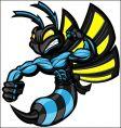 Wasp ninja hornet