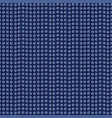 blue abstract tiny circle seamless repeat vector image