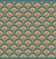 fantasy snake skin scales squama background vector image