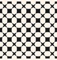geometric seamless pattern with grid lattice net vector image vector image