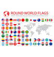 world flags collection 36 high quality clean vector image