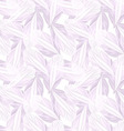 Seamless pattern with Purple flower petal vector image vector image