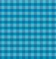 Blue Abstract Retro Square Tablecloth Seamless vector image vector image