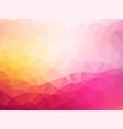 pink violet background vector image vector image