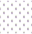 eggplant pattern seamless vector image vector image