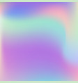 abstract holographic iridescent foil texture vector image vector image