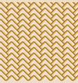 geometric seamless pattern brown decorative motif vector image vector image