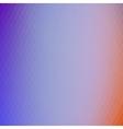 Retro rhombs background vector image