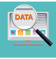 DataSearch vector image