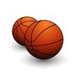 Basketball ball sign