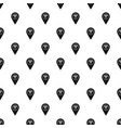 map pin pointer with wi fi symbol pattern vector image vector image