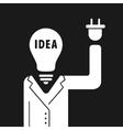 you got idea vector image