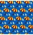 Funny umbrellas vector image vector image