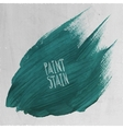 grunge paint abstract background vector image vector image