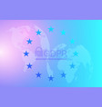gdpr - general data protection regulation dotted vector image vector image