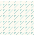 Seamless abstact geometric pattern vector image vector image