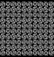 a pattern of white soaring spiral stars for vector image