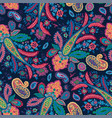 abstract psychedelic floral vivid pattern