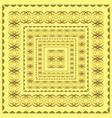 border design bandana image vector image vector image