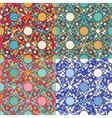 Mosaic Seamless Pattern vector image vector image