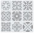 al 0616 tiles vector image vector image