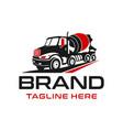 molen car logo design vector image