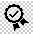 validity seal icon vector image vector image
