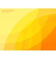 Abstract background orange vector image
